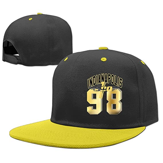Generic Rookie Alexander Rossi Wins 100th Running Logo Children Hip-hop Baseball Cap
