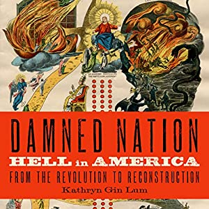 Damned Nation Audiobook