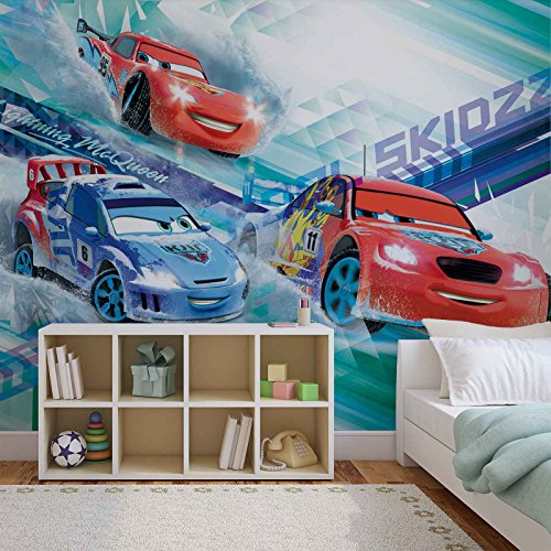 disney-cars-raoul-caroule-mcqueen-photo-wallpaper-wall-mural-easyinstall-paper-giant-wall-poster-xxl