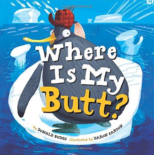 Where Is My Butt?