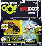 Angry Birds GO! Telepods Exclusive Deluxe Kart Pack アングリーバードGO!テレポッド デラックス カート パック[並行輸入品]