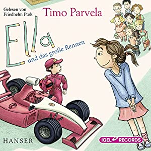 Ella und das große Rennen Hörbuch