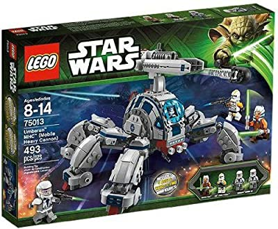 LEGO Star Wars Mobile Heavy Cannon (75013)