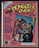 img - for Howard the Duck Magazine # 2 book / textbook / text book