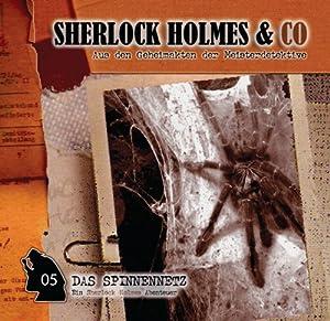 Das Spinnennetz (Sherlock Holmes & Co 5) Hörspiel
