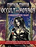 img - for Manga Mania Occult & Horror: How to Draw the Elegant and Seductive Characters of the Dark book / textbook / text book
