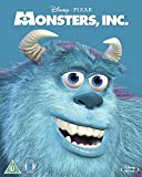 Monsters Inc. [Blu-ray] [Region Free] (Limited Edition)