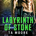 Labyrinth of Stone Audiobook by TA Moore Narrated by Ron Welch