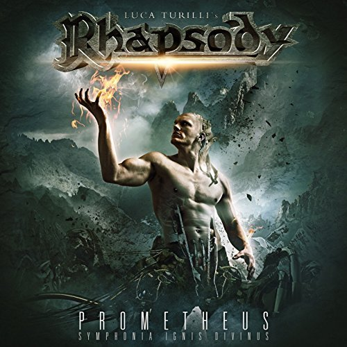 Prometheus - Symphonia Ignis Divinus by Luca Turilli's Rhapsody