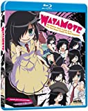 Watamote: No Matter How I Look at It, It's You Guys Fault I'm Not Popular! (Complete Collection) [Blu-Ray]