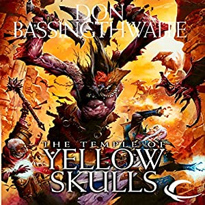 The Temple of Yellow Skulls Audiobook