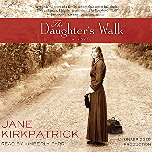 The Daughter's Walk Audiobook