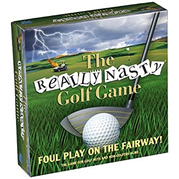 The Really Nasty Golf Game - Jeu de Société (Import Grande Bretagne)