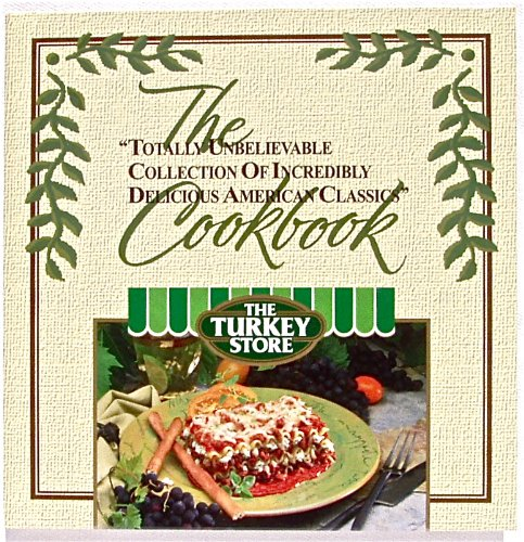 Image for THE TURKEY STORE COOKBOOK