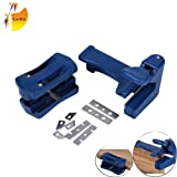 CAIDU Woodworking Edge Trimmer Edge End Cutter & Quad Trimmer With Carbon Steel Blades 2pcs