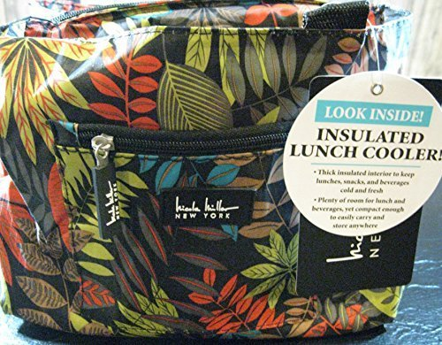 nicole-miller-of-new-york-insulated-lunch-cooler-galapagos-black-11-lunch-tote-by-24-7-international