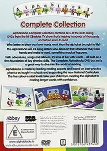 Alphablocks: Box Set [DVD]
