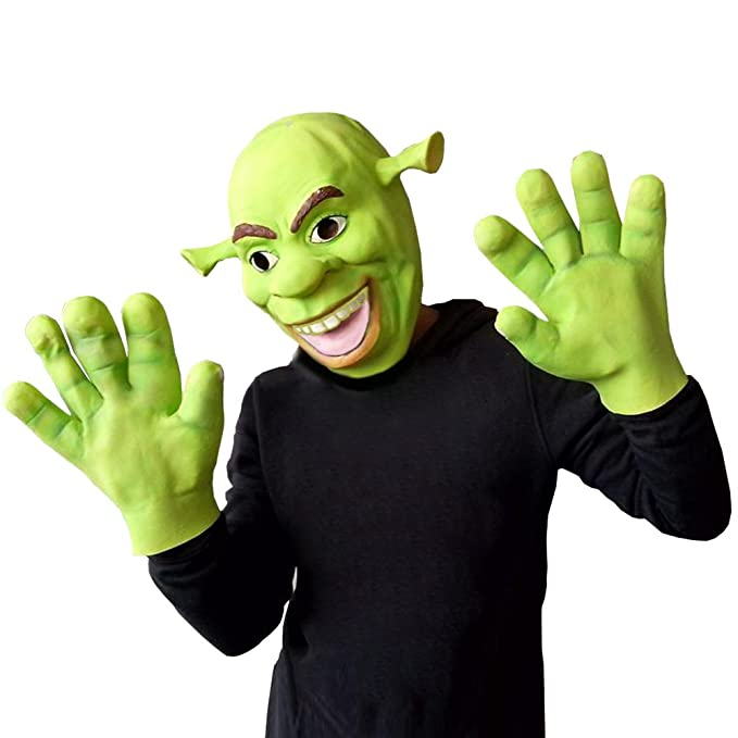 Shrek Costume for Men