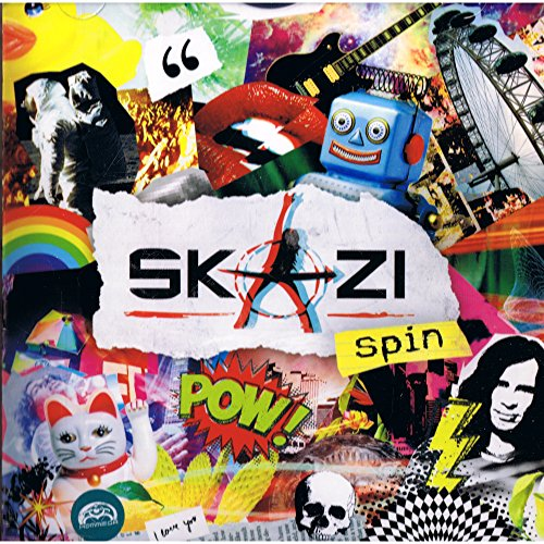 Skazi-Spin-CD-FLAC-2016-flachedelic Download