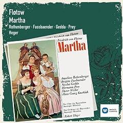 Martha � Oper In 4 Akten (1986 Digital Remaster), Zweiter Akt: Letzte Rose - Martha! Herr! - Sie Lacht Zu Meinen Leiden (Lady - Lyonel)