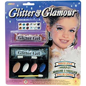Amazon.com: Glitter & Glamour Movie Star Makeup Kit: Toys ...