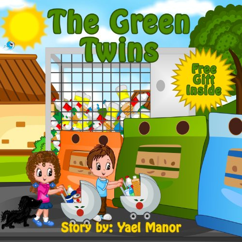 The Green Twins by Yael Manor