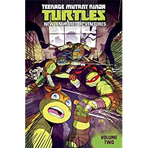 Teenage Mutant Ninja Turtles New Animated Adventures 2