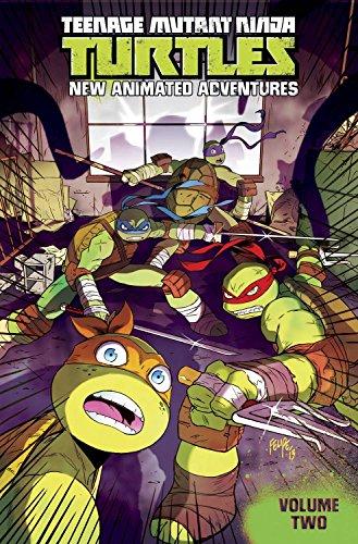 Teenage Mutant Ninja Turtles: New Animated Adventures Volume 2 (Ninja Bunn compare prices)