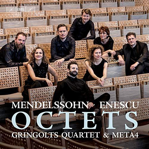 SACD : MENDELSSOHN / GRINGOLTS QUARTET - Octets