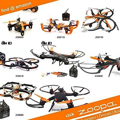 ACME - Propellerschutz für Quadrokopter zoopa Q 155 (ZQ0155-D)