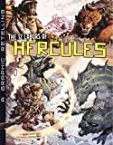 Image of The 12 Labors of Hercules: A Graphic Retelling (Ancient Myths)