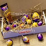 Cadbury Easter Eggs Treat Box - Crème Eggs, Caramel Eggs & Dairy Milk Eggs - By Moreton Gifts