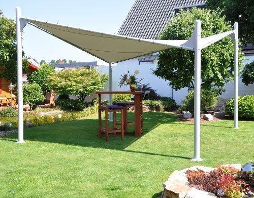 leco pavillon catua preisvergleich gartenpavillon. Black Bedroom Furniture Sets. Home Design Ideas