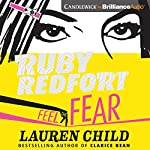 Ruby Redfort Feel the Fear | Lauren Child