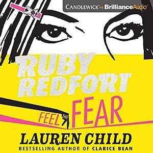 Ruby Redfort Feel the Fear Audiobook
