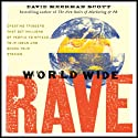 World Wide Rave: Creating Triggers that Get Millions of People to Spread Your Ideas and Share Your Stories (       UNABRIDGED) by David Meerman Scott Narrated by Walter Dixon