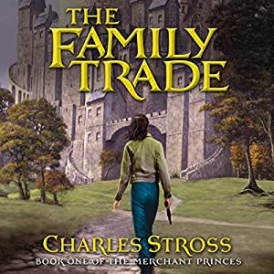 The Family Trade Audiobook