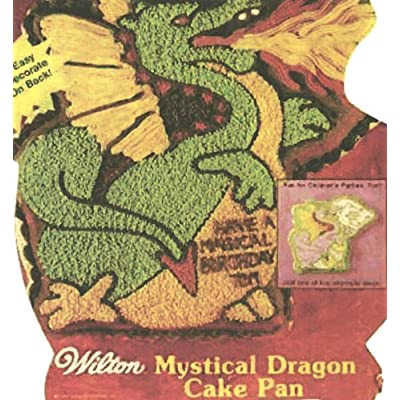 Wilton Mystical Dragon Cake Pan