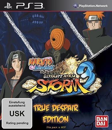 Naruto Shippuden Ultimate Ninja Storm 3: True Despair - Collector's Edition