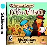 Professor Layton and the Curious Village - Nintendo DS