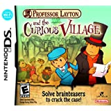 Professor Layton and the Curious Village ~ Nintendo