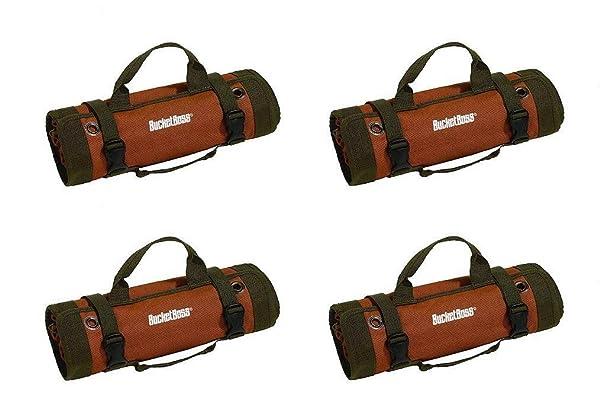 Bucket Boss Super Roll Tool Roll, 74004 (Pack of 4) (Tamaño: Pack of 4)