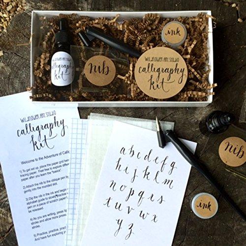 Discount 20 Calligraphy Starter Kit Beginner