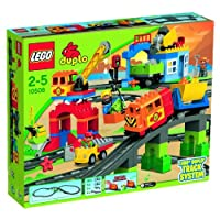 LEGO Lego-Duplo Deluxe Train Set 10508 by LEGO