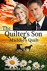 The Quilter's Son: Book four: Maddie's Quilt: The Quilter's Son, Amish Novella Series