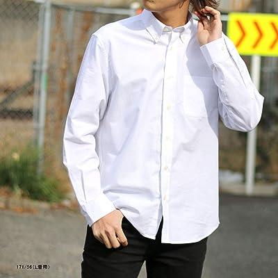 CONVERSE(コンバース) [コンバース] シャツ メンズ 長袖 オックスフォード ボタンダウンシャツ