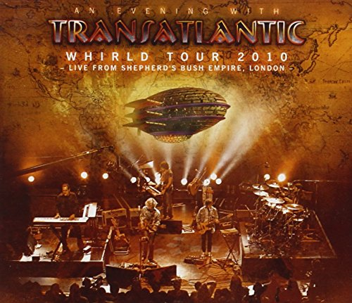 Transatlantic: Whirld Tour 2010