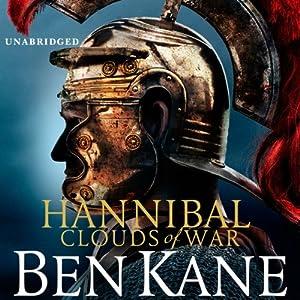 Hannibal: Clouds of War Audiobook