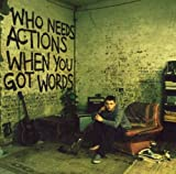 Who Needs Actions When You Got Words Import edition by Plan B (2011) Audio CD