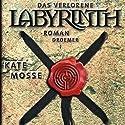 Das verlorene Labyrinth Hörbuch von Kate Mosse Gesprochen von: Julia Fischer